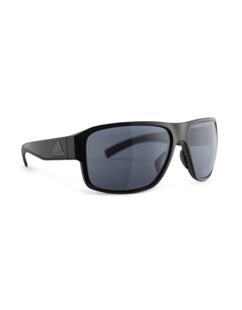 Adidas adidas Jaysor Sunglasses-Black Shiny/Grey