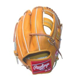 "Rawlings Rawlings Heart of the Hide Pro Infield Glove 11.5"" Tan Right Hand Throw"