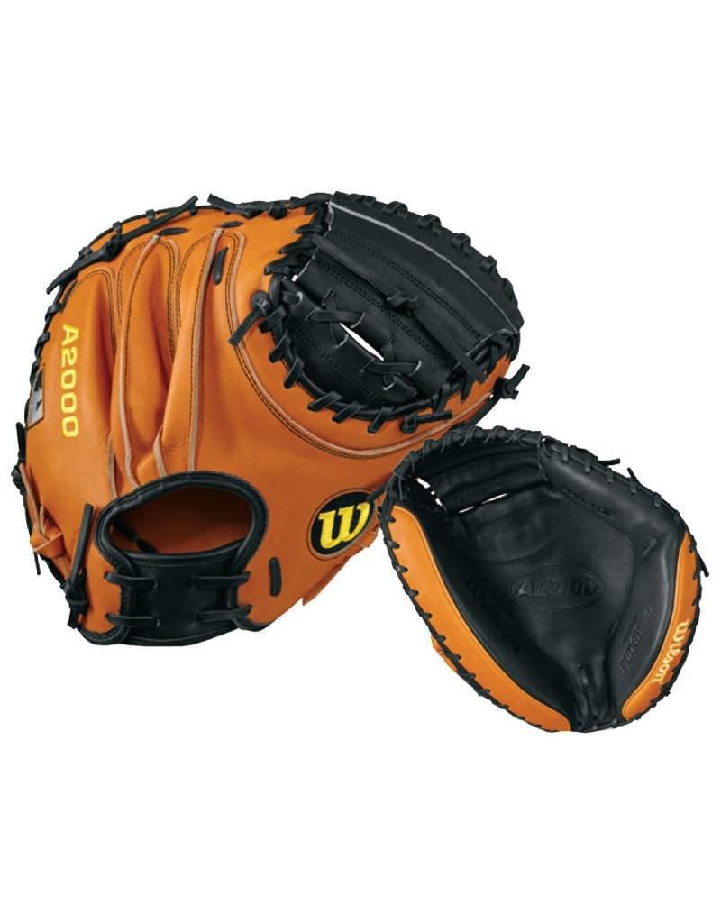 Wilson Wilson A2000 Pudge 32.5 Catchers Mitt (Right Handed)