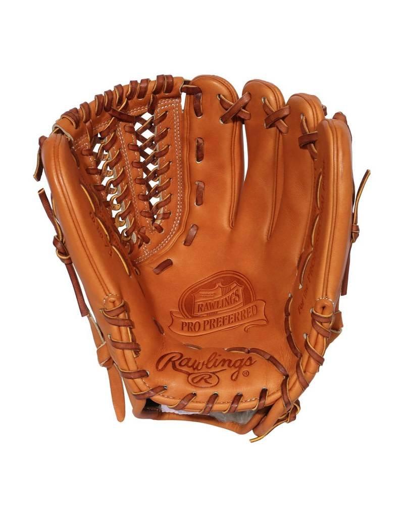"Rawlings Rawlings Pro Preferred Pitcher/Infielder Glove (Mod Trap Web) 11.75"""
