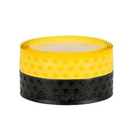 Lizard Skins LIZARD SKIN 1.1MM BAT WRAP Black/Yellow