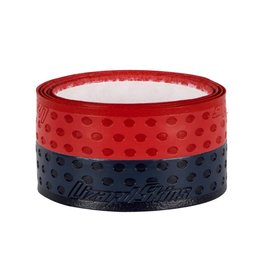 Lizard Skins LIZARD SKIN 1.1MM BAT WRAP Navy/Red