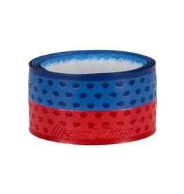 Lizard Skins LIZARD SKIN 1.1MM BAT WRAP Red/Royal