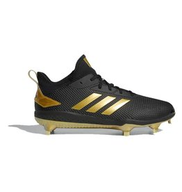 Adidas Adidas Adizero Afterburner V Black/Gold Met/Black