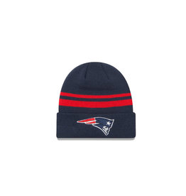 New Era New England Patriots Stocking Cap Knit Collection