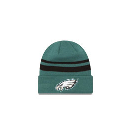 New Era Philadelphia Eagles Stocking Cap Knit Collection