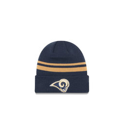 New Era L.A. Rams Stocking Cap Knit Collection