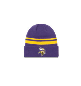 New Era Minnesota Vikings Stocking Cap Knit Collection