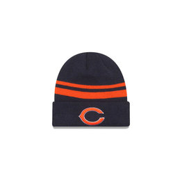New Era Chicago Bears Stocking Cap Knit Collection