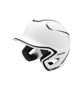 Easton Easton Z5 2.0 Matte 2-tone White/BLK batting helmet Senior (67/8-75/8)