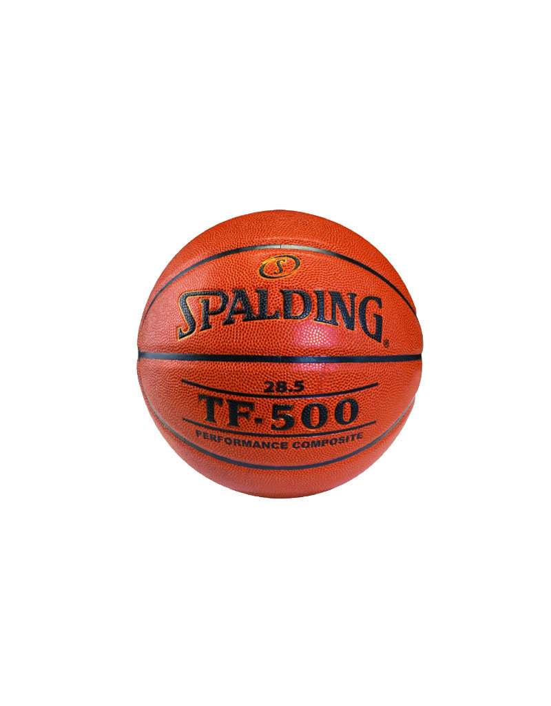 "Spalding Spalding TF-500 Performance Composite Womens/Jr High basketball - 28.5"""