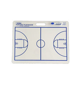 "KBA  Portable Playmaker Basketball Whiteboard 18""x24"""