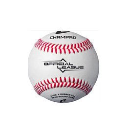 Champro Champro Cushion Cork Core Official League Baseball (Dozen)
