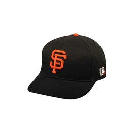 MLB twill replica Cap w/adjustable Velcro GIANTS Home & Rd