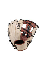 """Adidas Adidas EQT Pro Leather 11.75""""  outfielder baseball glove  right hand throw"""