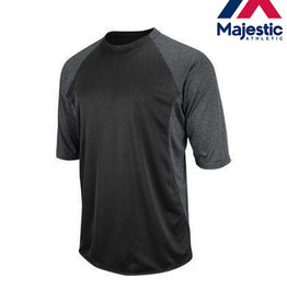 Majestic Majestic Featherweight Tech Fleece 3/4 Sleeve