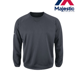 Majestic Majestic premier Home Plate Tech Fleece Crew