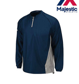 Majestic Majestic Cool Base Convertible Triple Peak Gamer Jacket