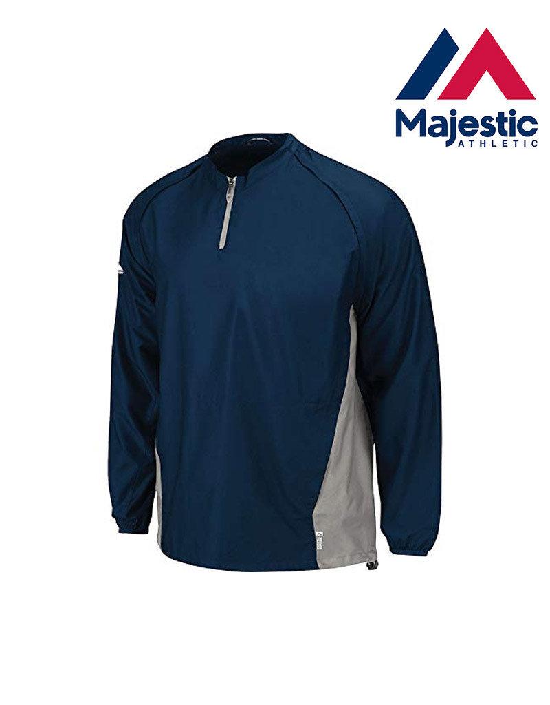 Majestic Majestic Cool Base Convertible Triple Peak Gamer Jacket