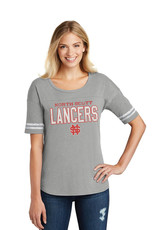Rah-Rah Clothing North Scott Lancers Athletics Women's Scorecard Tee