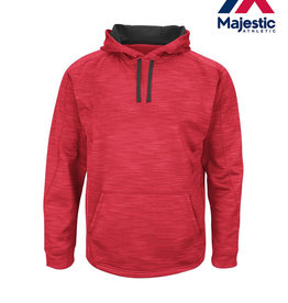 Majestic Majestic Authentic Therma Base Hooded Streak Fleece