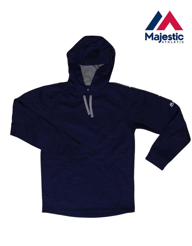 Majestic Majestic Authentic Therma Base Hooded Streak Fleece