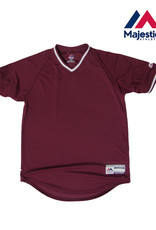Majestic Majestic Cool Base V-Neck baseball jersey