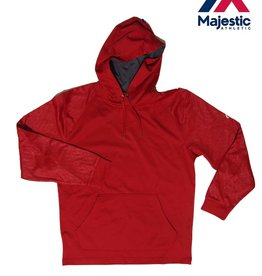 Majestic Majestic Premier Home Plate Tech Fleece Hood