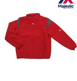 Majestic Majestic Authentic Collection Premier game jacket with shoulder insets