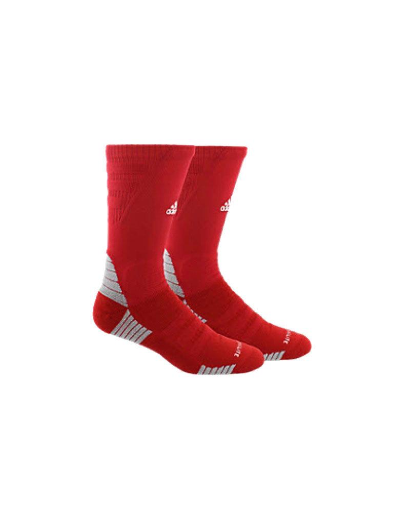 Adidas Alphaskin Max Cushioned Crew Sock