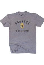 Rah-Rah Clothing Hawkeye Wrestling Short Sleeve Tee
