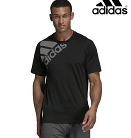 Adidas Adidas Men's Freelift Badge of Sport Graphic Performance Tee