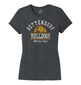 Rah-Rah Bettendorf Bulldogs Athletic Dept. Women's Triblend