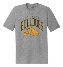 Rah-Rah Bettendorf Bulldogs Triblend Short Sleeve Tee