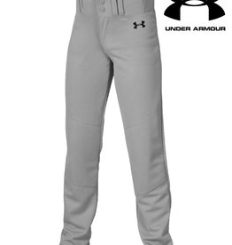 Under Armour Under Armour Next Open Bottom Solid Baseball Pant-Youth