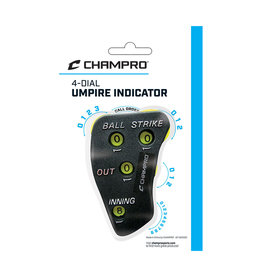 Champro Champro 4-Dial Umpire Indicator