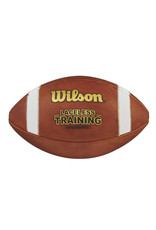 Wilson Wilson Laceless Training Football Official Size