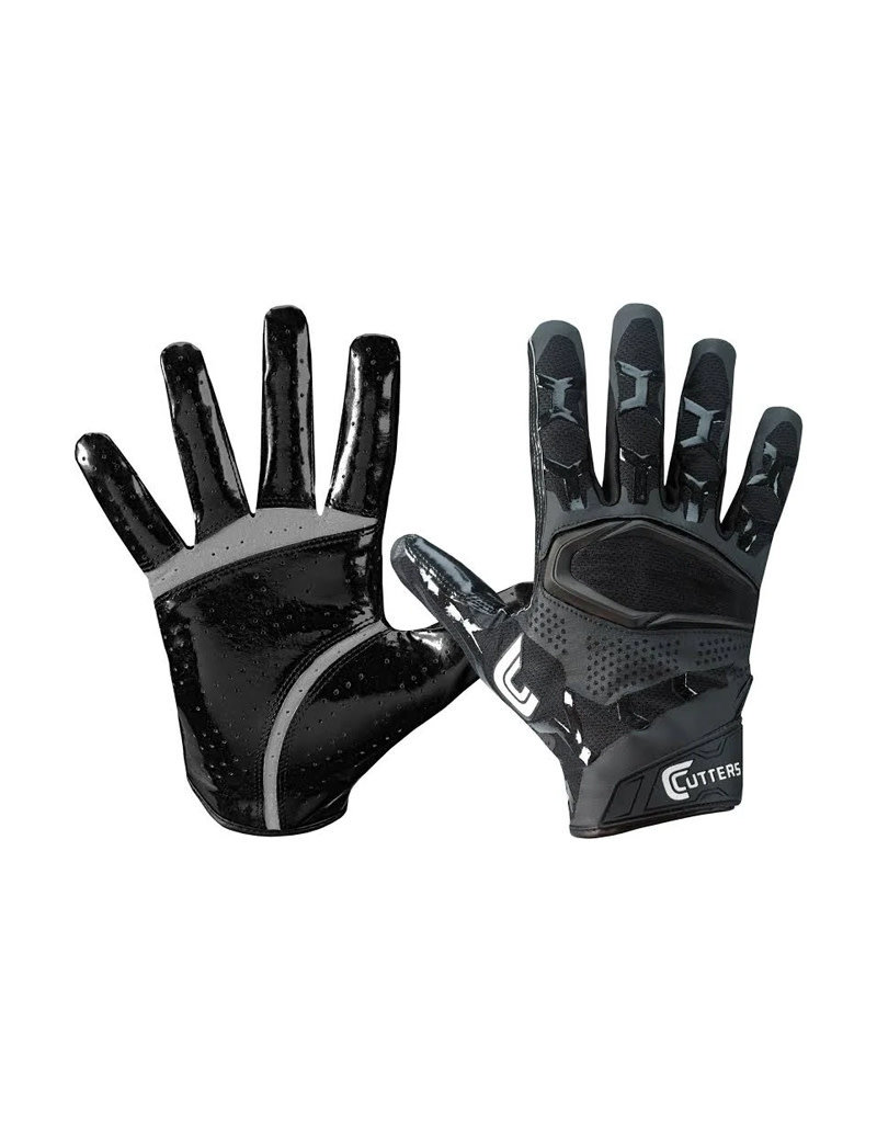 Cutters CUTTERS REV PRO 3D 2.0  QB/RECEIVER GLOVES WITH C-TACK