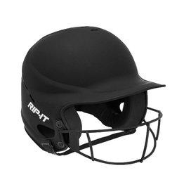 Rip-It Vision Pro Solid Matte Premium Softball Helmet