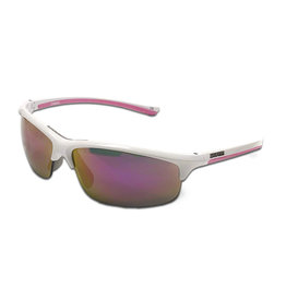 Worth Worth  Fastpitch Softball Sunglasses White/Pink