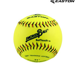 "Easton Easton 11""   Neon Soft Touch Training Softball"