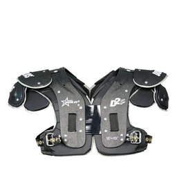 Douglas Pads D2 M50 Destroyer 2.0 Series Shoulder Pads