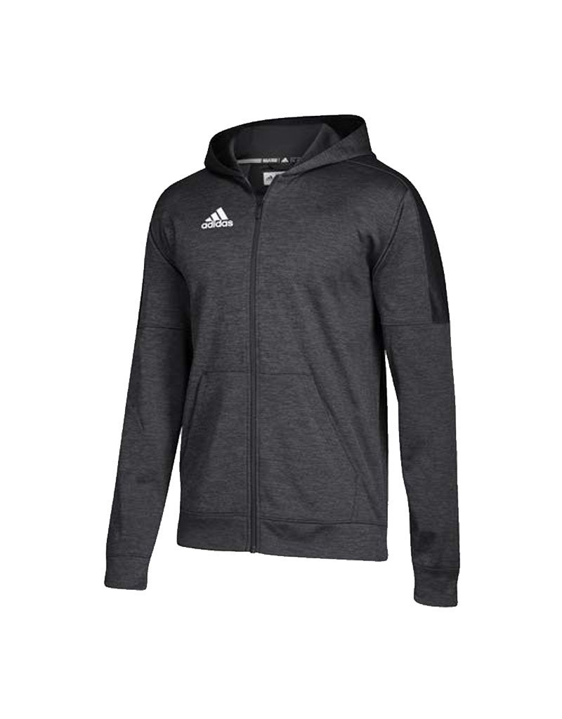 Adidas Adidas Team Issue Women's Full Zip Hooded Fleece Jacket