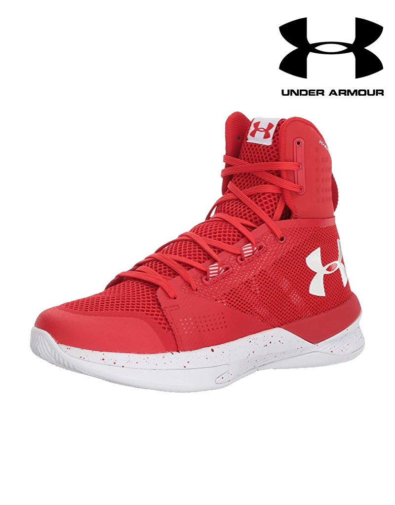 red under armour shoes high tops off 58