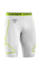 Under Armour Under Armour Compression Shorts-White
