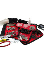 Adams Varsity Football Hardware Kit W/ Soft Sided Organizer Bag