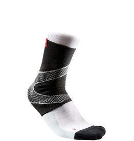 McDavid Ankle Sleeve 4-way Elastic W/Gel Buttresses
