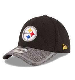 New Era Pittsburgh Steelers New Era 2016 NFL Training Camp 39THIRTY Size- M/L