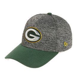 New Era New Era 2016 Draft 39THIRTY NFL Tech Heather Cap Green Bay
