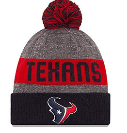 New Era New Era NFL Official Houston Texans Stocking Cap